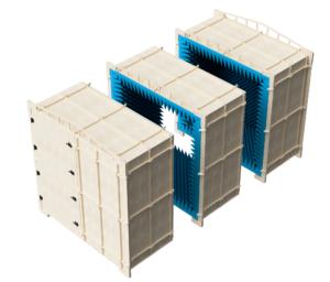 AC1224M mmwave test range