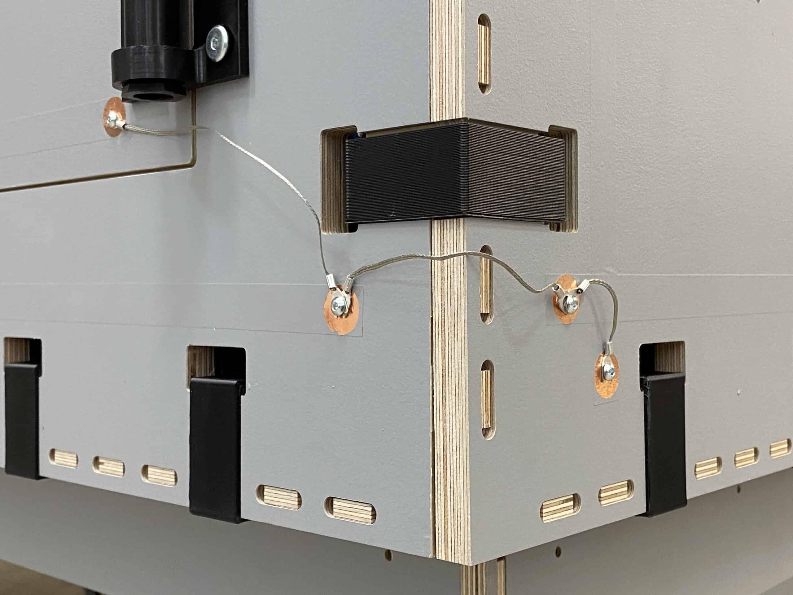 Production ready AC1120M mmWaveTest chamber